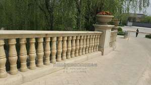 河南米黄花瓶柱