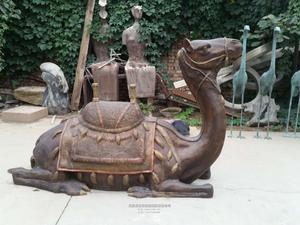铜雕动物1003