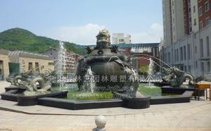 石雕喷泉 PQ--1012