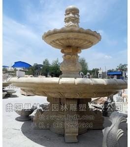 石雕喷泉 PQ-1005