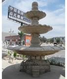石雕喷泉 PQ-1004