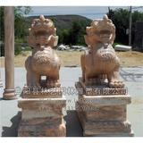 石雕瑞兽 (1)