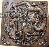 铜雕动物1009