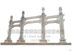 石牌楼-石牌坊 SPF-10010