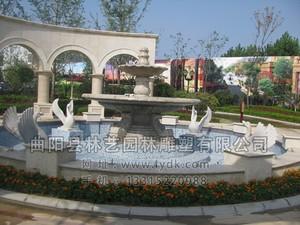 林艺园林雕塑-别墅装修 (24)