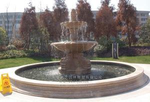 石雕喷泉 PQ--1014
