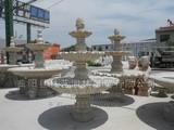石雕喷泉 PQ-1002