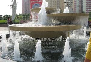 石雕喷泉 PQ--1011