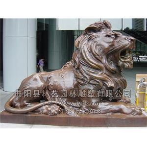 西方铜狮子-01