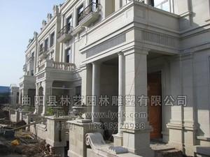 林艺园林雕塑-别墅装修 (34)