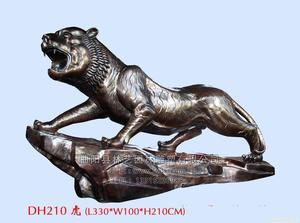 铜雕动物1015