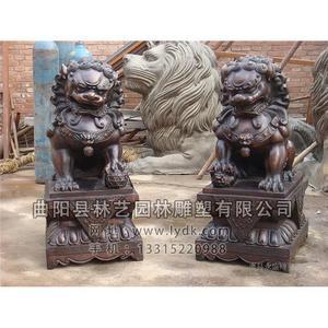 东方铜狮子-01